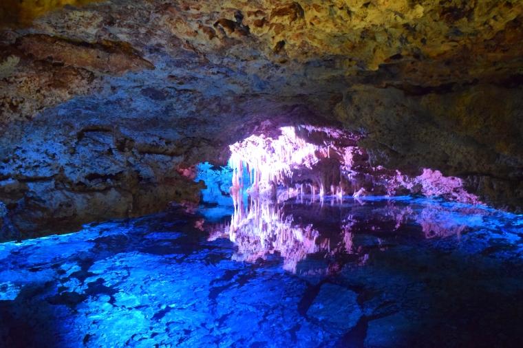 Las cuevas de Drash